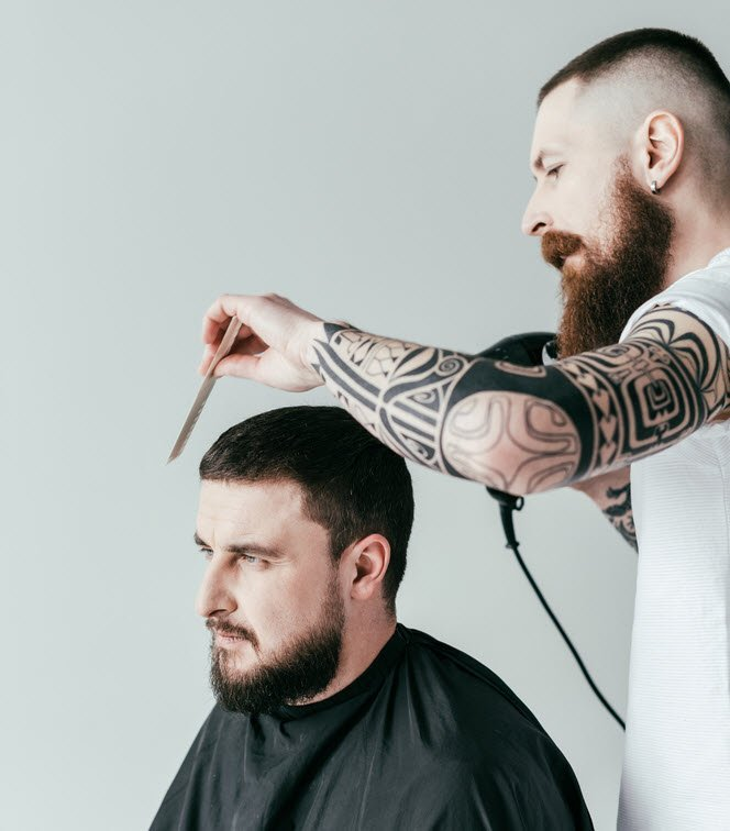 Mens Haircuts and Styling - Your Brand Of Beauty