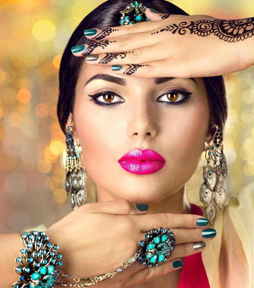 Indian Makeup - Your Brand Of Beauty