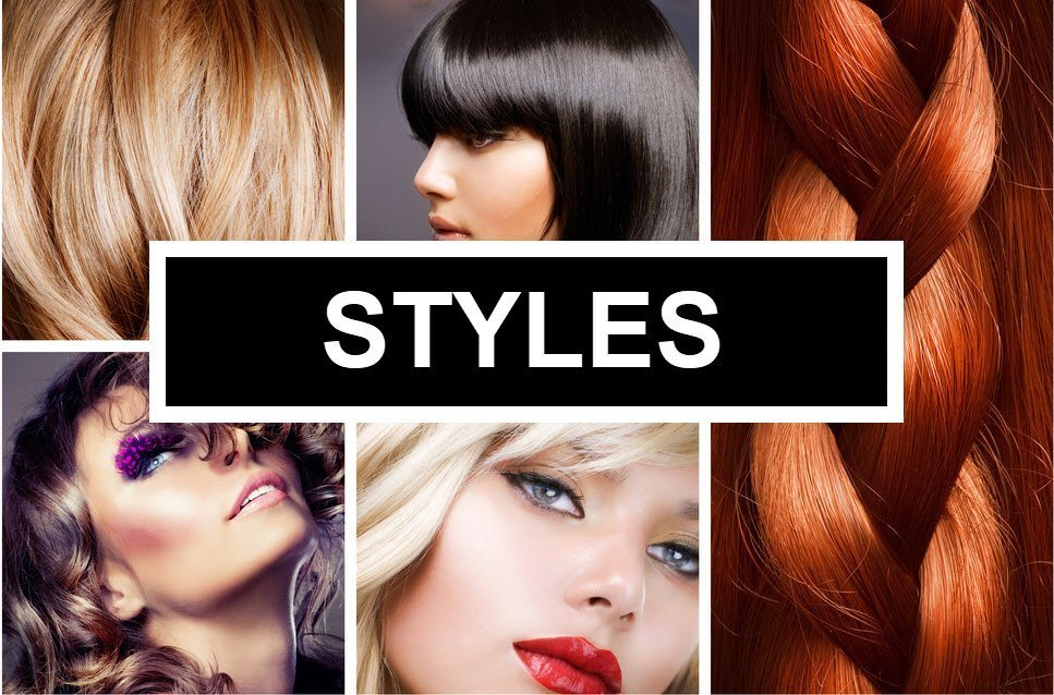 Hair Styles - Your Brands Of Beauty
