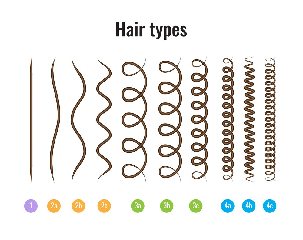 Hair Types Chart | Your Brand Of Beauty