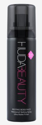 Huda Beauty - Resting Boss Face Waterproof Setting Spray | Your Brand Of Beauty