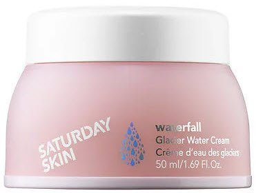 Saturday Skin - Waterfall Glacier Water Cream | Your Brand Of Beauty