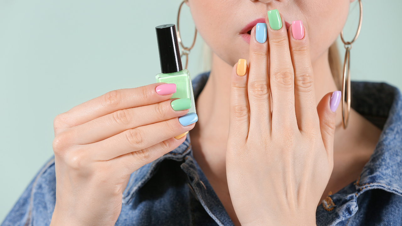 Pastel Nails | Your Brand Of Beauty