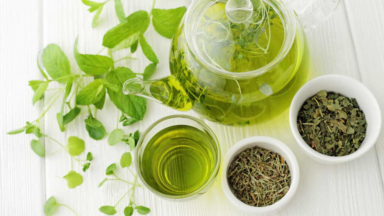 Green Tea | Your Brand Of Beauty