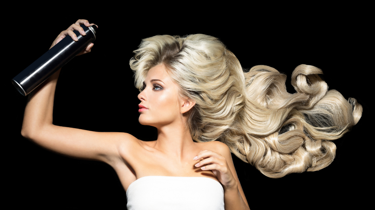 Finish With Hairspray or a Texturizing Spray | Your Brand Of Beauty